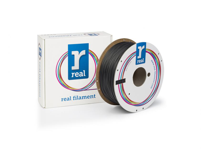 3D Printer Filament Real BioFlex 1.75mm Spool of 1Kg Black (NLBIOFLBLACK1000MM175)