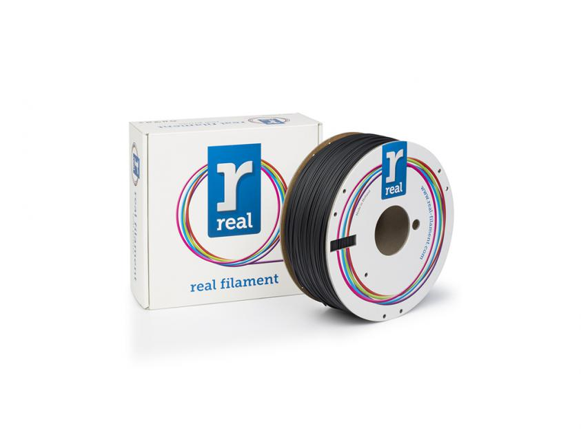 3D Printer Filament Real Hips 1.75mm Spool of 1Kg Black (NLHIPSB175MM1000)
