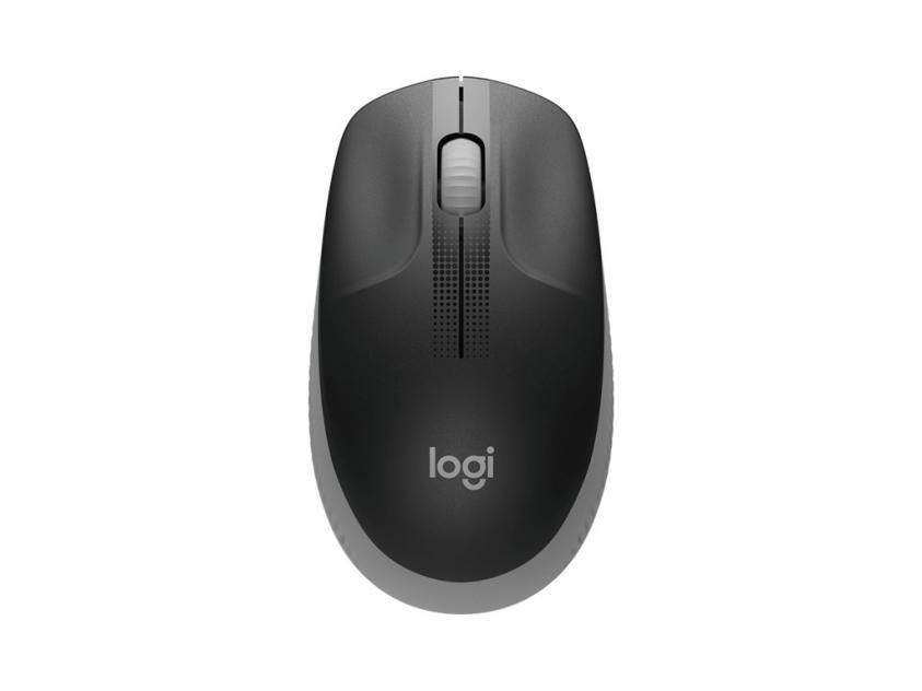 Ποντίκι Logitech M190 Wireless Grey (910-005906)