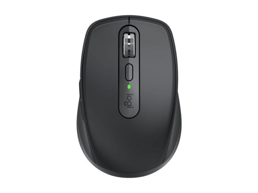 Ποντίκι Logitech MX Anywhere 3 Graphite Wireless Black (910-005988)