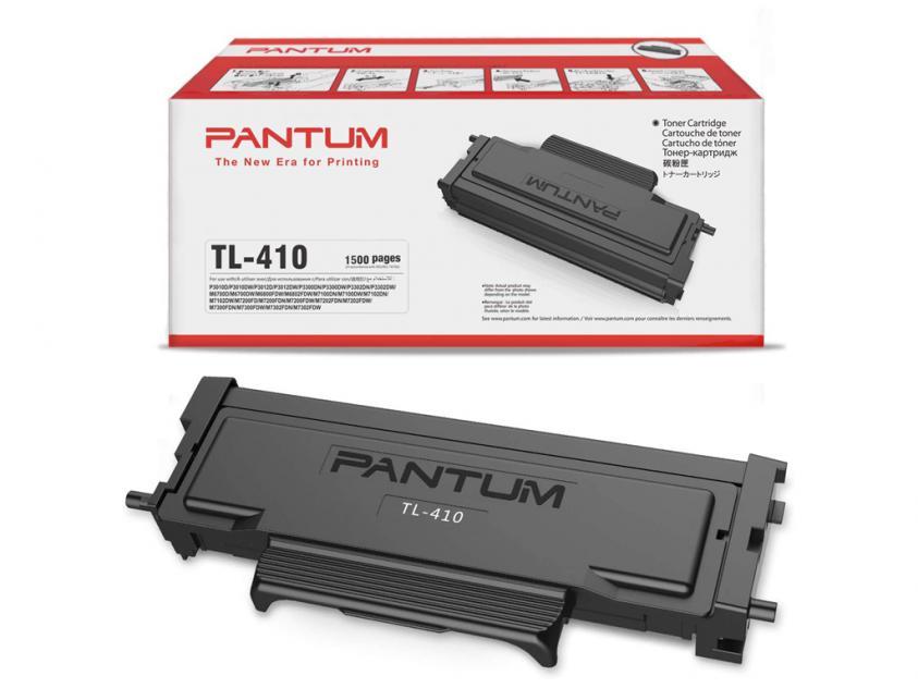 Toner Pantum TL-410 Black 1500Pgs (TL-410)