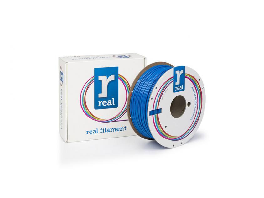 3D Printer Filament Real PETG 2.85mm Spool of 1Kg Blue (NLPETGSBLUE1000MM300)