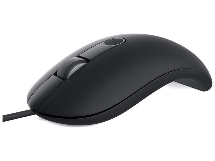 Ποντίκι Dell MS819 with Fingerprint Reader Black (570-AAMH)
