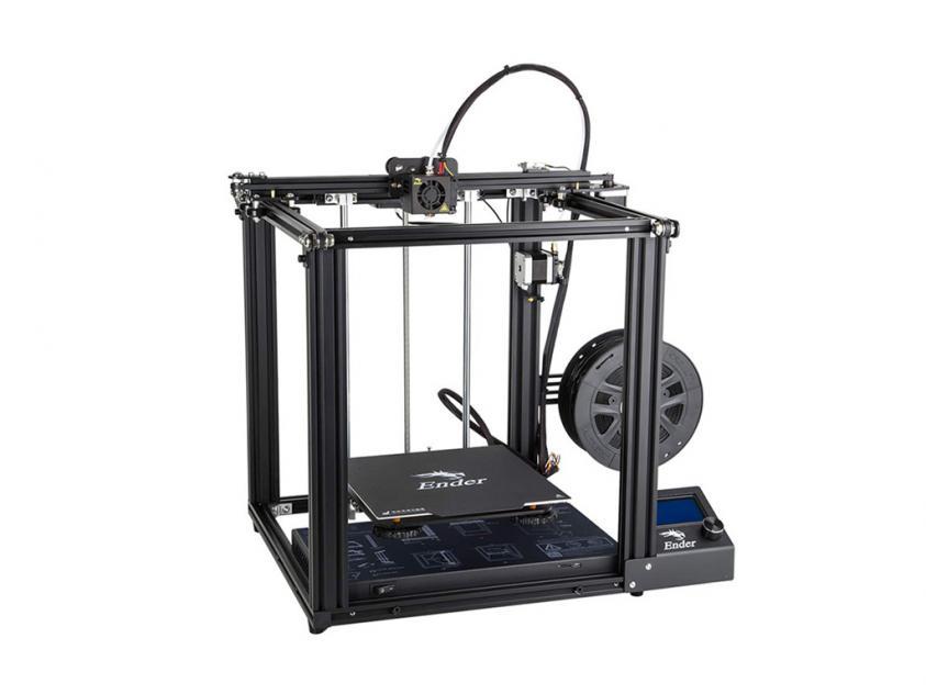 Εκτυπωτής 3D Creality Ender 5 Black (C3DENDER5)