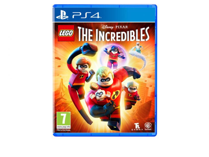 Lego Incredibles (PS4)