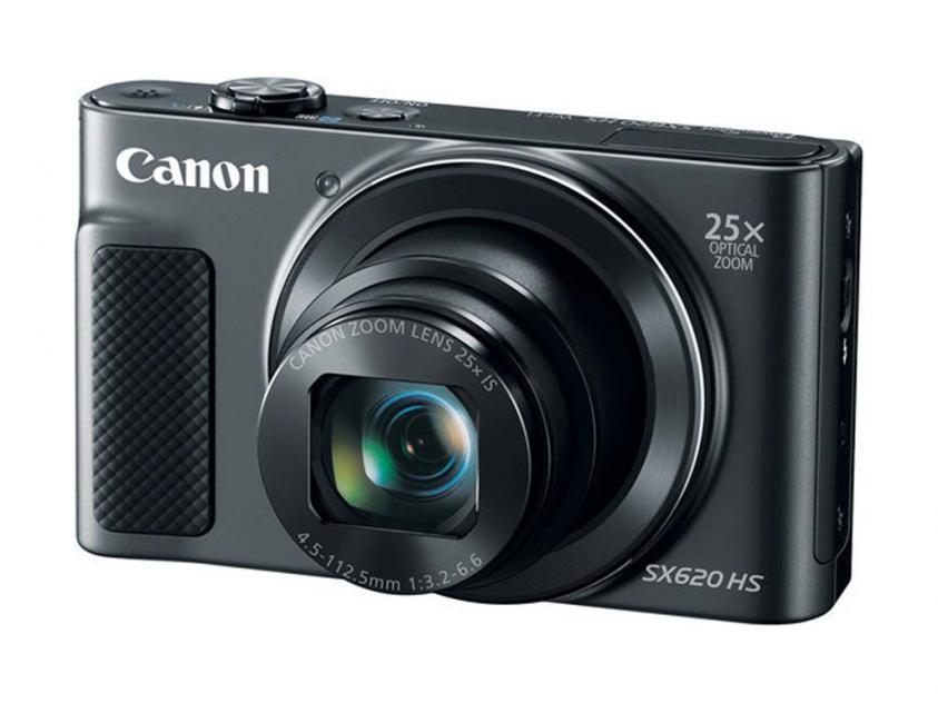Φωτογραφική Μηχανή Canon PowerShot SX620 HS Black (AJ1072C002AA)