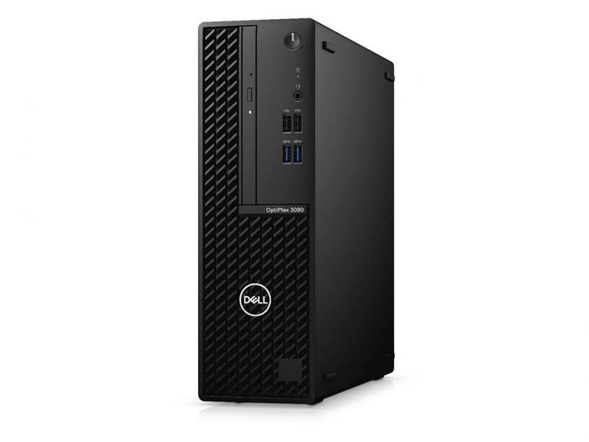 Desktop Dell OptiPlex 3080 SFF i5-10500/8GB/256GBSSD/W10P/5Y