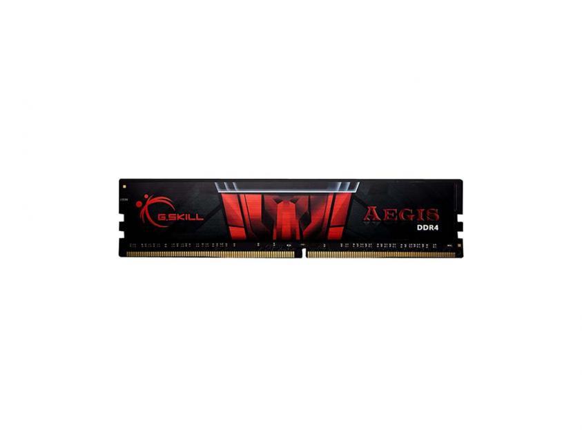 Μνήμη RAM G.Skill Aegis 4GB DDR4 2133MHz (F4-2133C15S-4GIS)