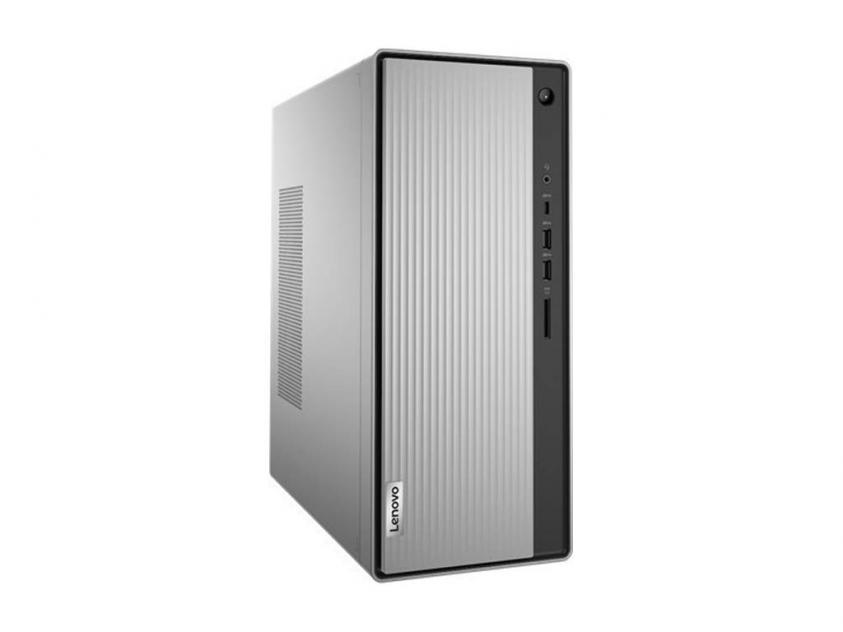 Desktop Lenovo IdeaCentre 5 14ARE05 R5-4600G/8GB/1TBSSD+128GBHDD/Radeon RX 550X/W10H (90Q30031GM)