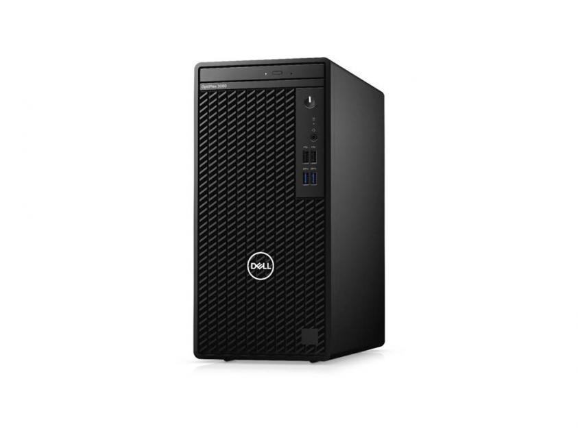 Desktop Dell Optiplex 3080 MT i5-10500/8GB/1TBHDD+256GBSSD/W10P/5Y