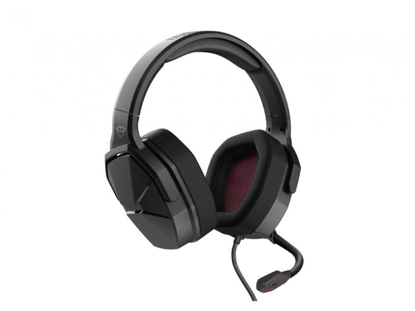 Gaming Ακουστικά Trust GXT 4371 Ward (23799)