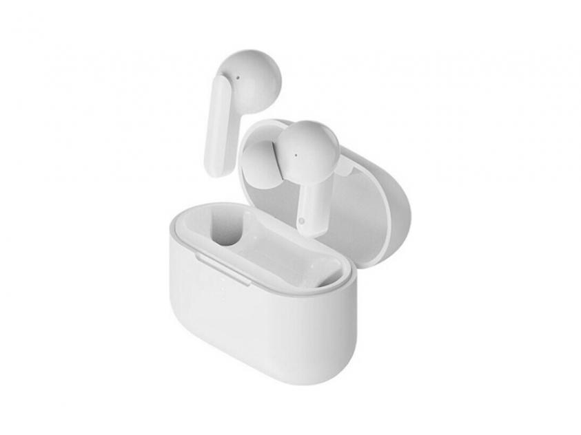 Ακουστικά Handsfree QCY T10 White (6957141406137)