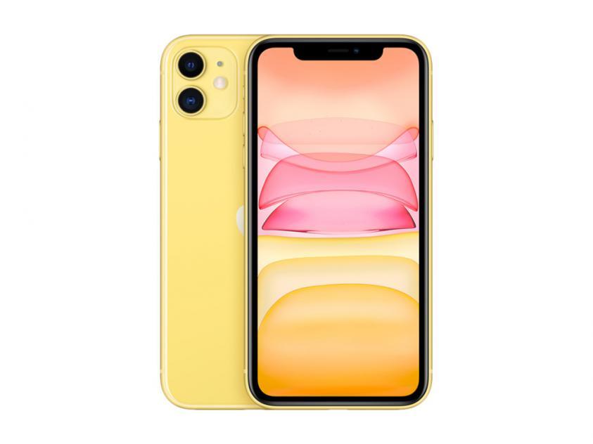 Apple iPhone  11 256GB Yellow (MHDT3GH/A) *δεν συμπεριλαμβάνεται power adapter & Earpods*