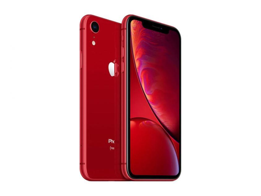 Apple iPhone XR 64GB Red (MH6P3GH/A) *δεν συμπεριλαμβάνεται power adapter & Earpods*