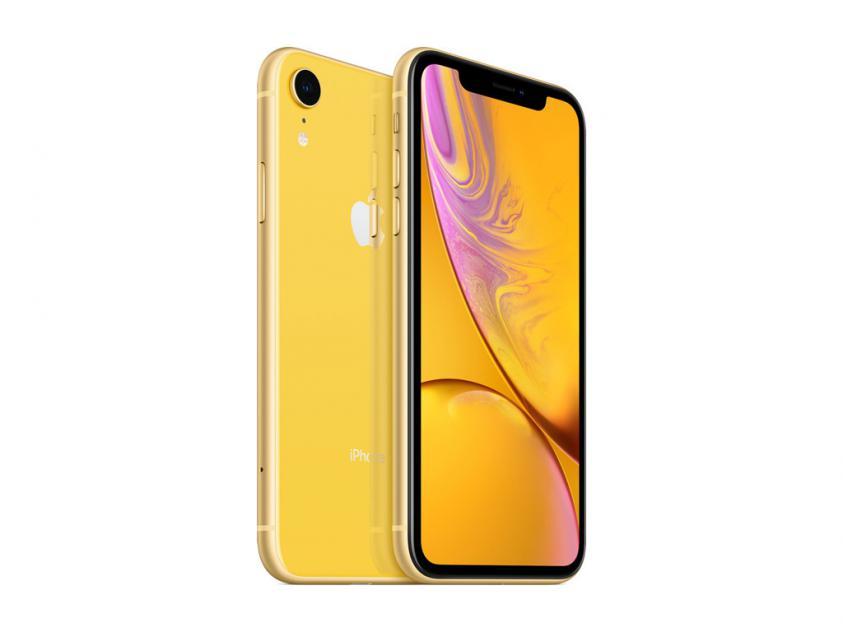 Apple iPhone XR 64GB Yellow (MH6Q3GH/A) *δεν συμπεριλαμβάνεται power adapter & Earpods*