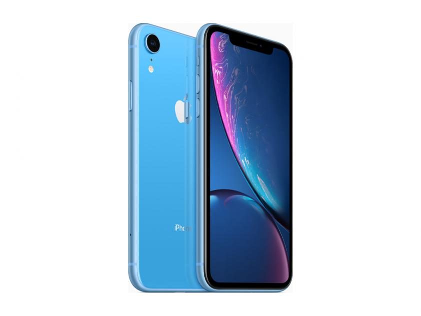 Apple iPhone XR 64GB Blue (MH6T3GH/A) *δεν συμπεριλαμβάνεται power adapter & Earpods*
