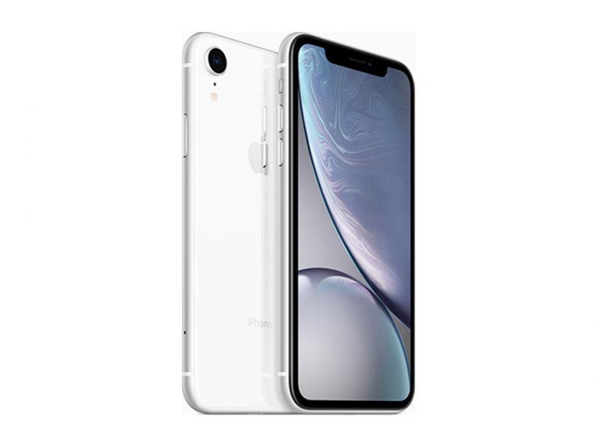Apple iPhone XR 128GB White (MH7M3GH/A) *δεν συμπεριλαμβάνεται power adapter & Earpods*