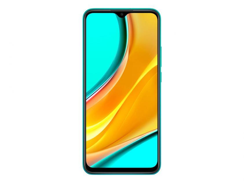 Κινητό Τηλέφωνο Xiaomi Redmi 9 Dual Sim 3GB/32GB Ocean Green (RMI9332GR)