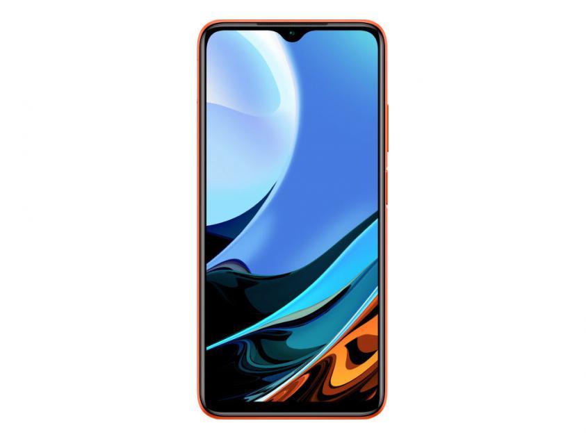 Κινητό Τηλέφωνο Xiaomi Redmi 9T Dual Sim 4GB/128GB Orange (RMI9T4128OR)