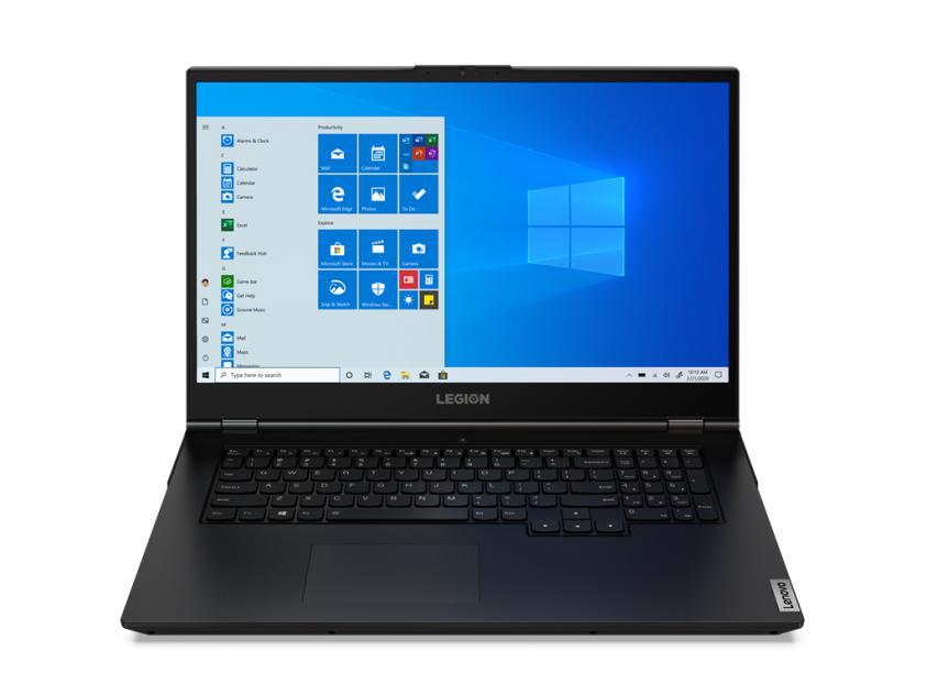 Gaming Laptop Lenovo Legion 5 17IMH05 17.3-inch i5-10300H/16GB/512GB/GeForce GTX 1660 Ti/W10H/2Y/Black (82B3003FGM)