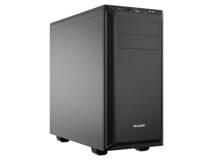 Κουτί Be Quiet Pure Base 600 Black (BG021)