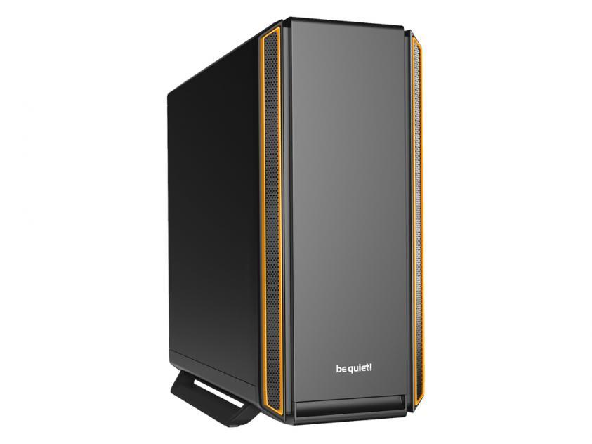 Κουτί Be Quiet Silent Base 801 Orange (BG028)