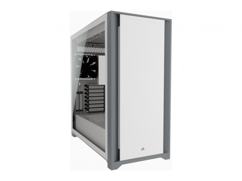 Κουτί Corsair 5000D White (CC-9011209-WW)