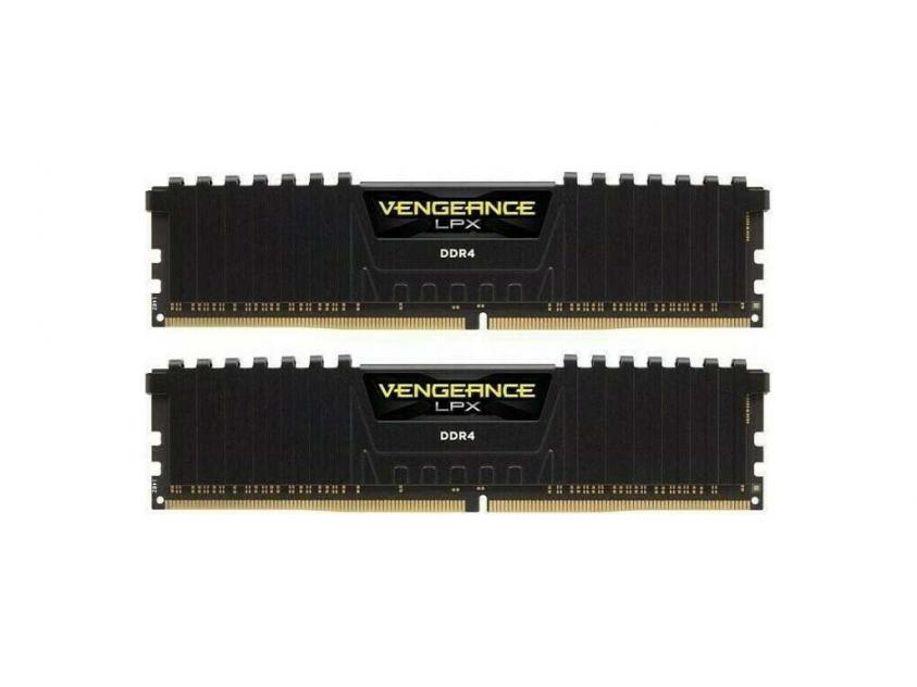 Μνήμη RAM Corsair Vengeance LPX 32GB Kit (2x16) DDR4 3000MHz CL16 (CMK32GX4M2D3000C16)