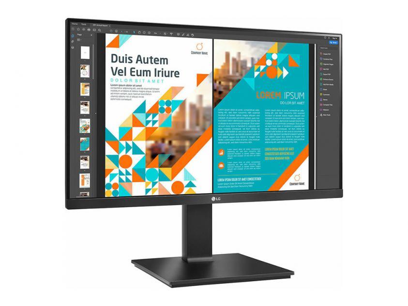 Οθόνη LG 24QP550-B 23.8-inch (24QP550-B)