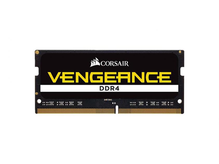 Μνήμη RAM Vengeance 16GB DDR4 2666MHz CL18  (CMSX16GX4M1A2666C18)