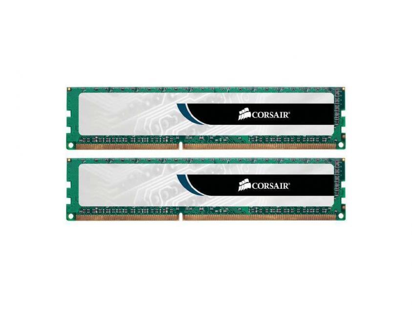 Μνήμη RAM Value Select 8GB (2X4GB) DDR3 1600MHz (CMV8GX3M2A1600C11)