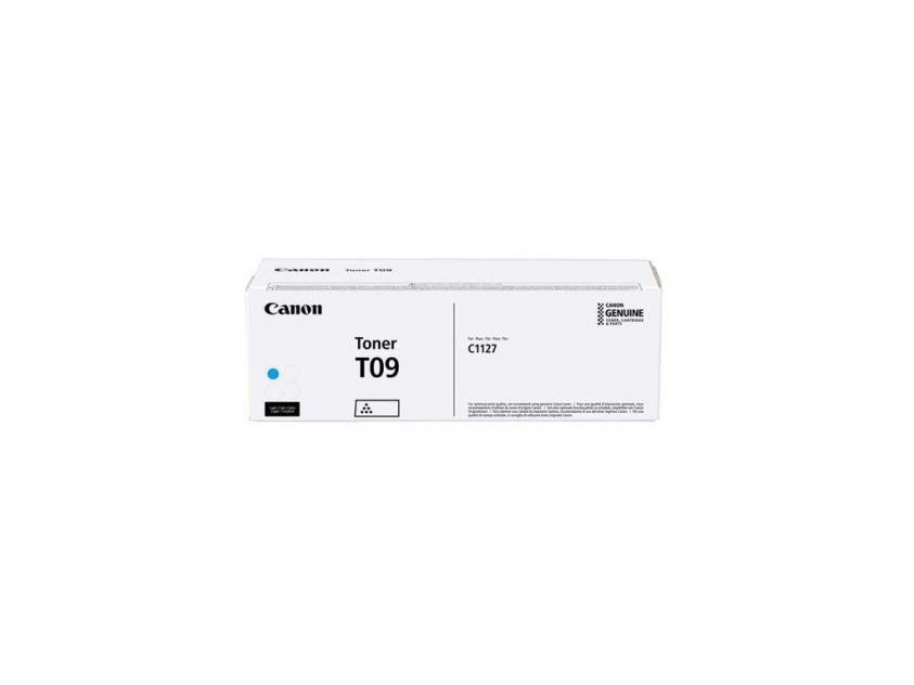Toner Canon T09 Cyan 5900Pgs (3019C006)