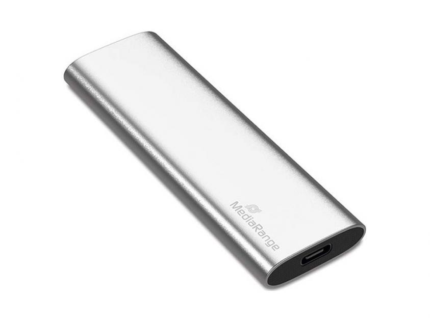 Εξωτερικός Σκληρός Δίσκος SSD MediaRange MR1100 120GB (MR1100)