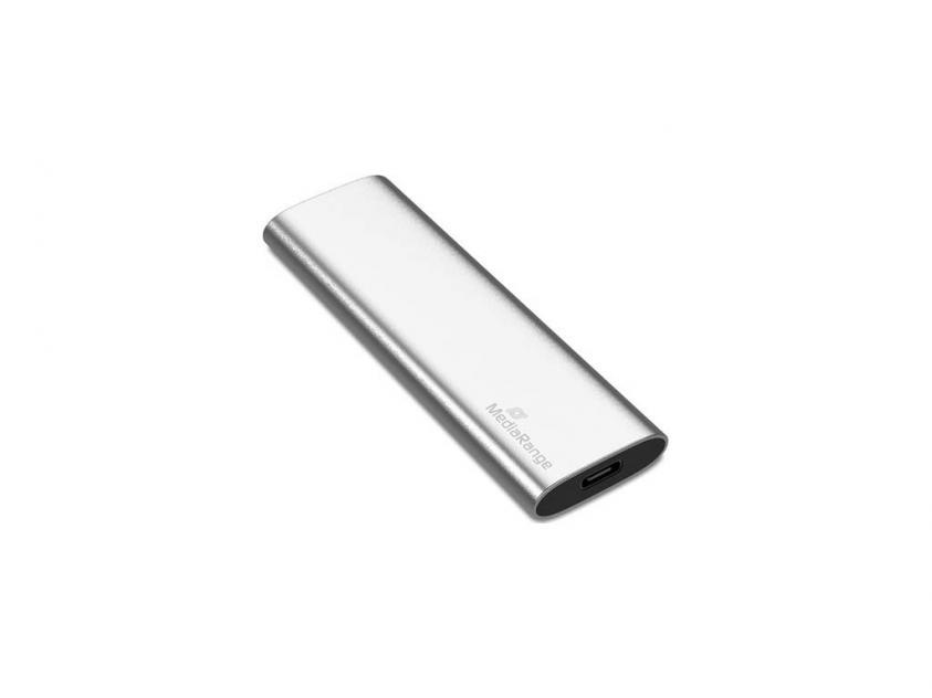Εξωτερικός Σκληρός Δίσκος SSD MediaRange MR1102 480GB (MR1102)