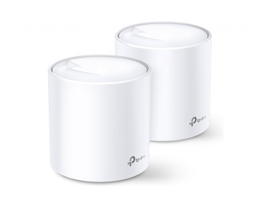 Access Point TP-Link Deco X60 2-Pack v1 (DECO X60 2-PACK)