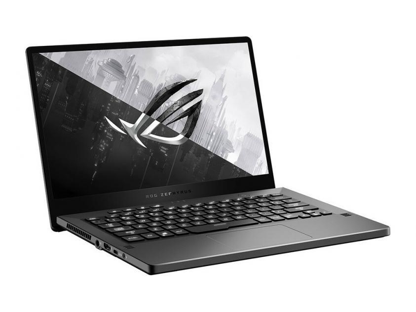 Gaming Laptop Asus ROG Zephyrus G14 GA401QM-HZ024T 14-inch R7-5800HS/16GB/1TB/GeForce RTX 3060/W10H/2Y/Eclipse Gray (90NR05S6-M02000)