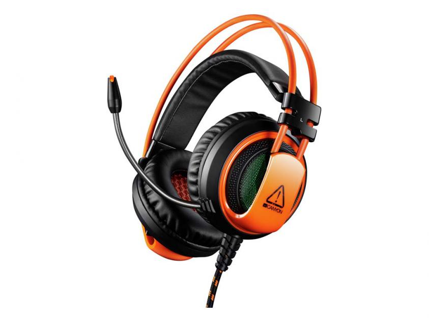 Gaming Ακουστικά Canyon Corax (CND-SGHS5A)