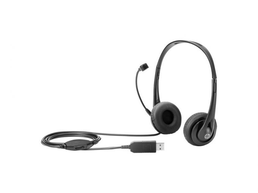 Ακουστικά HP Stereo (T1A67AA)
