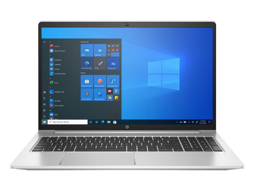Laptop HP ProBook 450 G8 15.6-inch i5-1135G7/16GB/512GB/GeForce MX450/W10P/1Y/Silver (2X7Z0EA)
