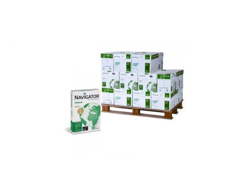 Χαρτί Navigator Α4 80g 40-Box (NAVIGAT40BOXA4)