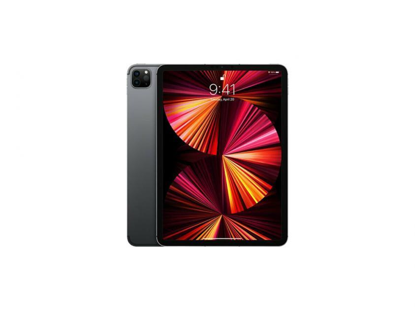 Apple iPad Pro 2021 Wi‑Fi + Cellular 11-inch 256GB - Space Grey (MHW73RK/A)