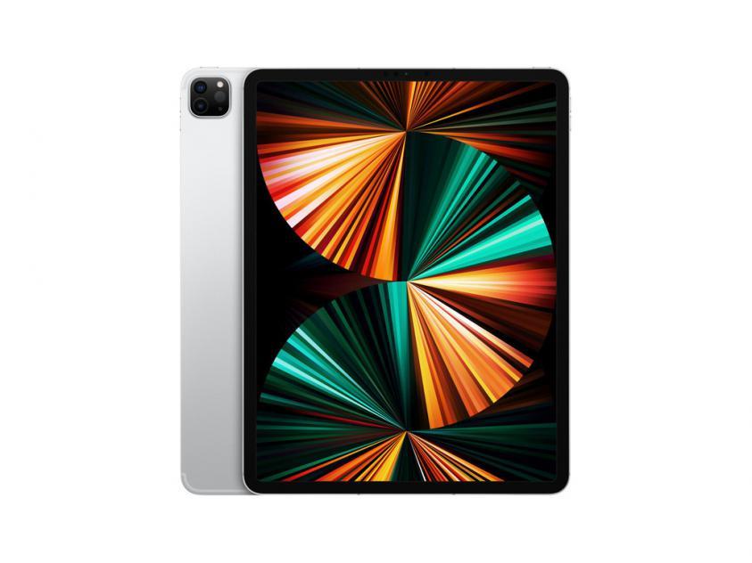 Apple iPad Pro 2021 Wi‑Fi + Cellular 12.9-inch 128GB - Silver (MHR53RK/A)
