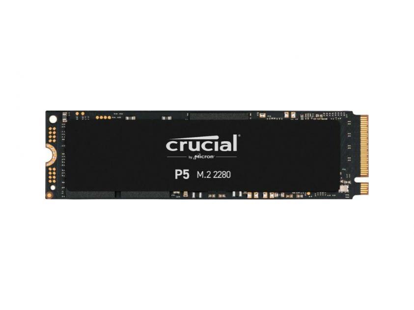 Εσωτερικός Σκληρός Δίσκος SSD Crucial P5 2TB M.2 (CT2000P5SSD8)