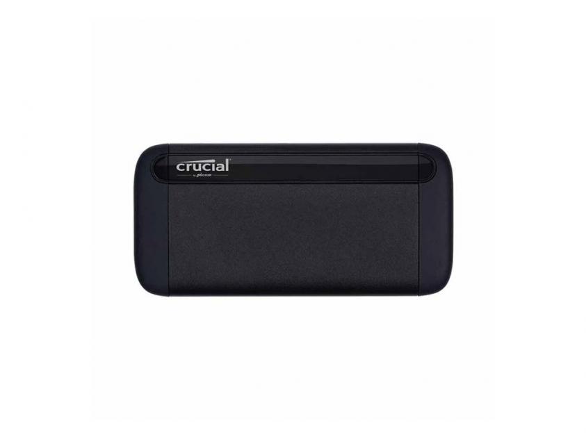 Εξωτερικός Σκληρός Δίσκος SSD Crucial X8 2TB (CT2000X8SSD9)