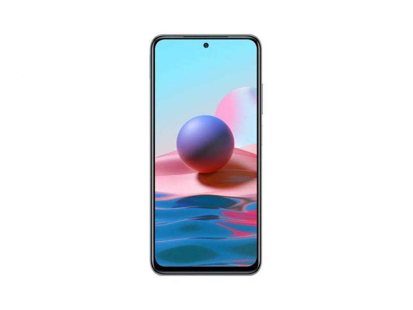 Κινητό Τηλέφωνο Xiaomi Redmi Note 10 4GB/64GB White (RMN10464WH)