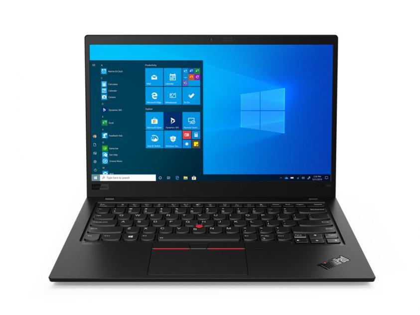 Laptop Lenovo ThinkPad X1 Carbon Gen 8 14-inch Touch i7-10510U/16GB/512GB/W10P/3Y/Black (20U90007GM)