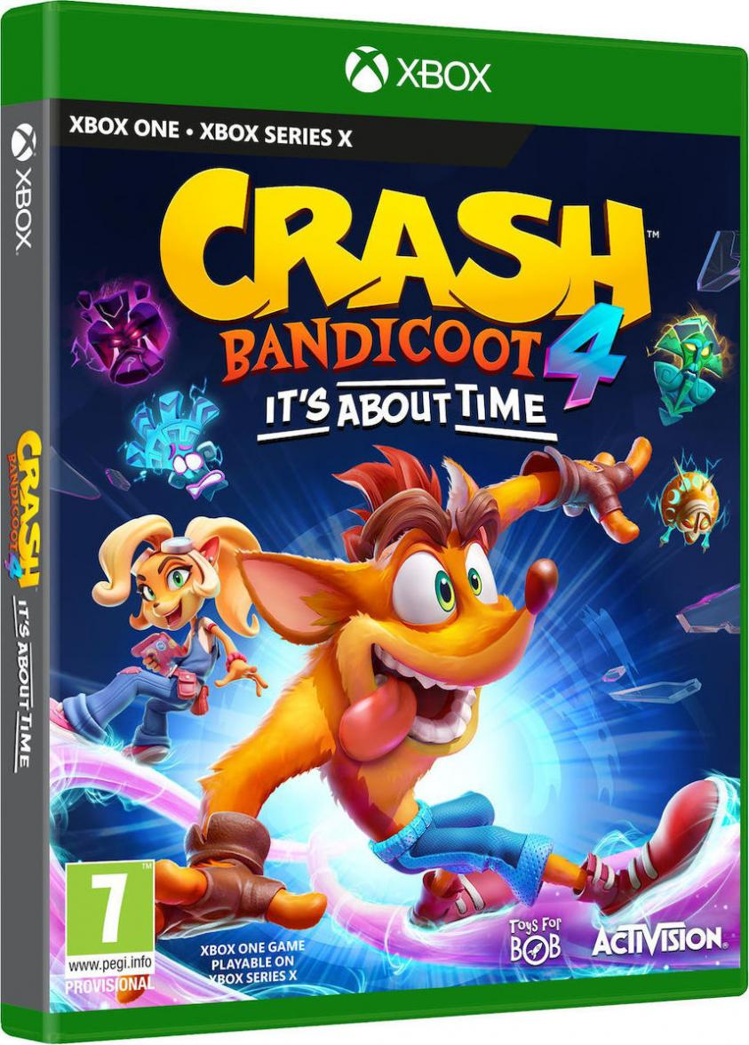 Crash Bandicoot 4: It´s About Time (XBOX ONE)