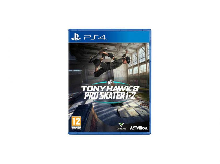 Tony Hawk´s Pro Skater 1 + 2 Remastered (PS4)
