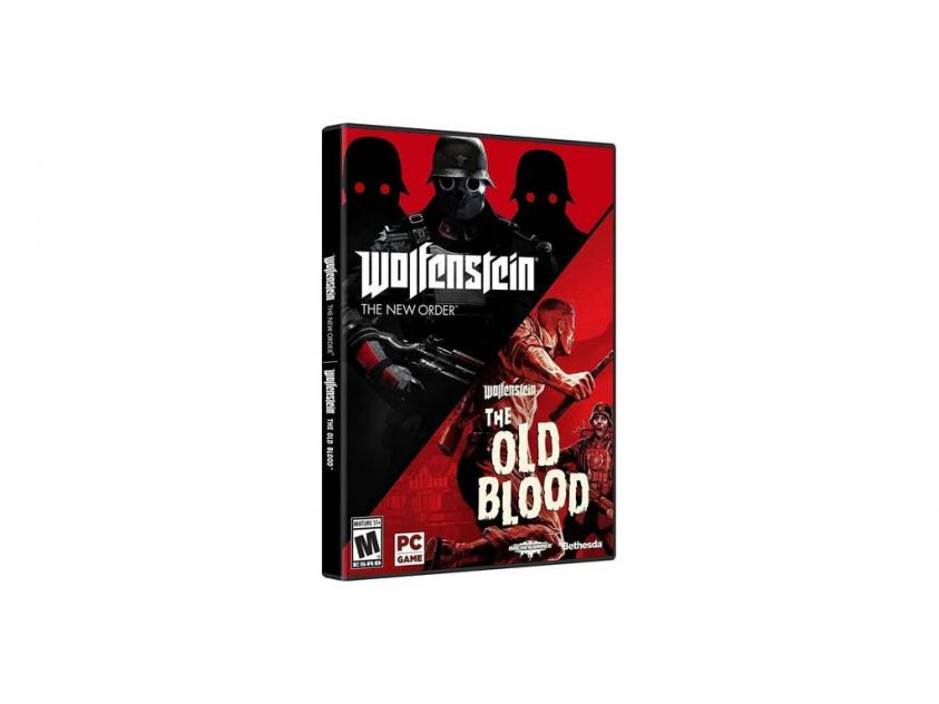 Wolfenstein The Two Pack (PC)