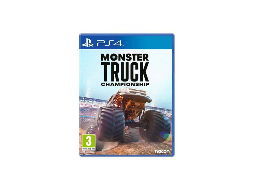 Monster Truck Championship (PS4)